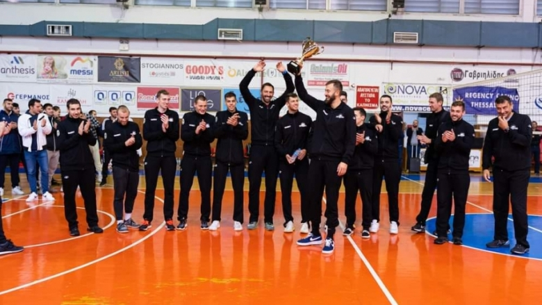Нефтохимик спечели приятелския турнир в Гърция