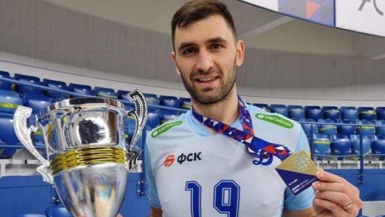 Цецо Соколов и Динамо вдигнаха трета Суперкупа на Русия