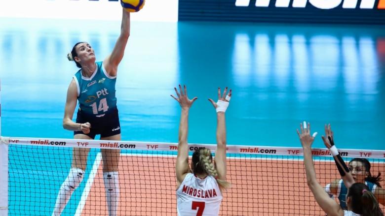 Емилия Димитрова победи Мира Паскова в българското дерби в Турция