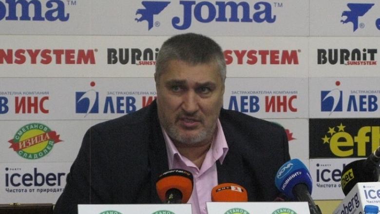 Любо Ганев: Националният отбор трябва да е по убеждение, а не насила