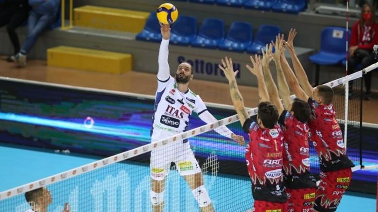 Матей Казийски и Тренто детронираха Перуджа, ще се борят за третата си Суперкупа на Италия