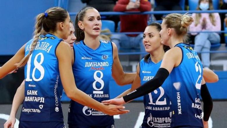 Елица Василева и Динамо във Финалната четворка за Купата на Русия