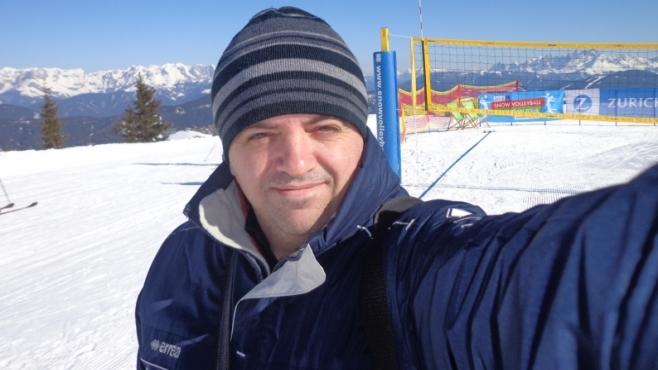 Николай Марков: Да се захващаме със зимния волейбол!