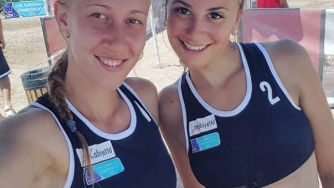 Николова & Николова на балкански полуфинал