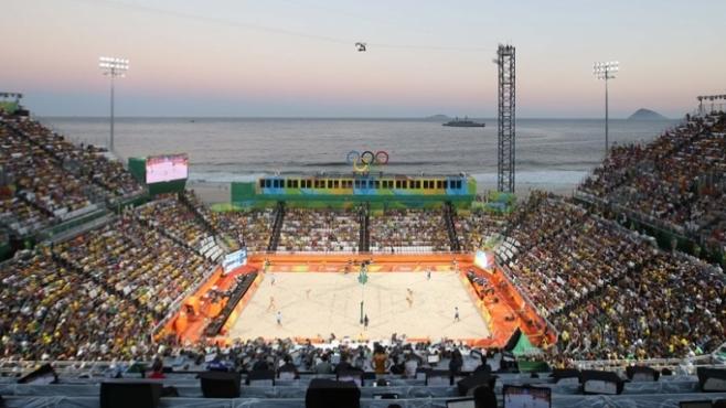 Плажният волейбол - спорт за милиони, но не и за България