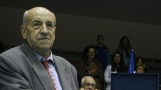 Брунко Илиев - майстор с подрастващи и мъже