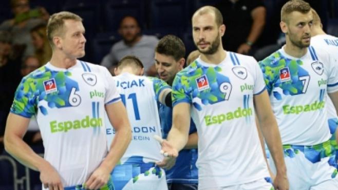 Данаил Милушев на 1/4-финал за Купата на Полша