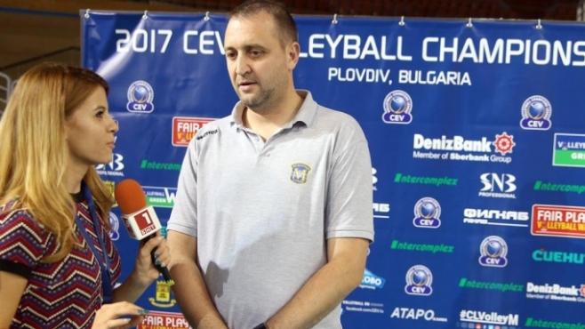 Иван Петков: Отиваме в Италия за добър резултат