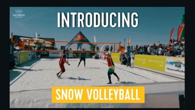 За първи път МОК говори за зимен волейбол! [видео]
