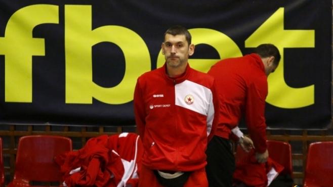 Сашо Попов: Искаме да играем в нашата зала