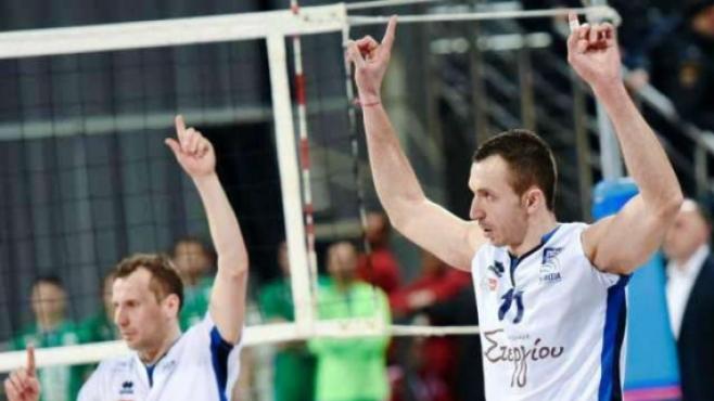 Супер Бобо чака Олимпиакос на финала за Купата на Гърция