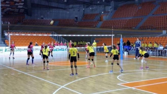Волейболистките на Видин триумфираха в Скаут лигата за момичета U13