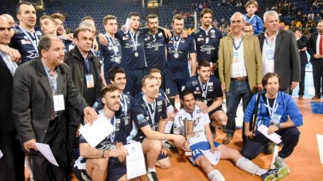Боян Йорданов се размина с Купата на Гърция