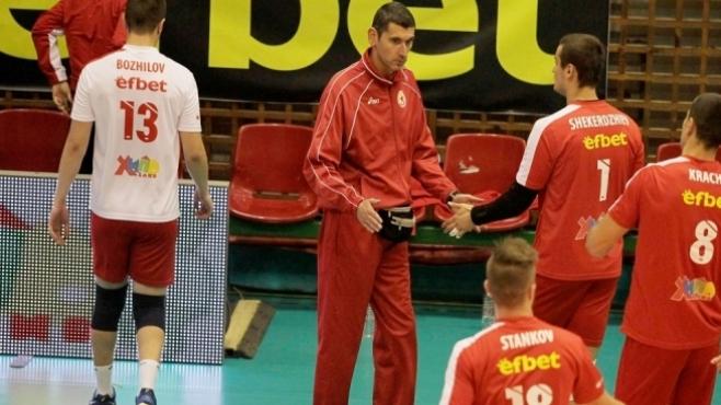 Александър Попов: Нефтохимик не e непреодолим отбор