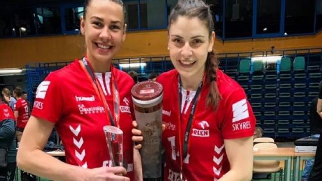 Български волейболистки спечелиха бронза в Полша