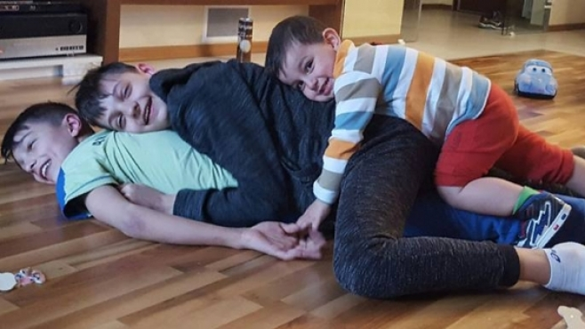 Владо Николов стана баща за четвърти път