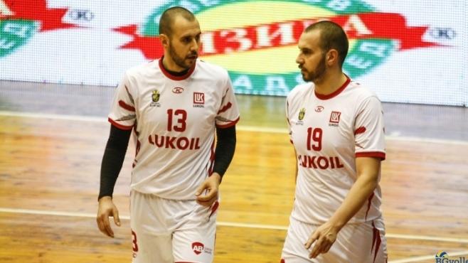 Братя Братоеви и братя Пенчеви в националния тим за Световната лига