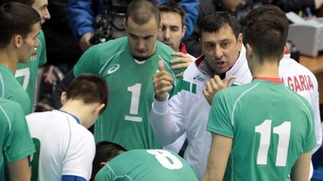Николай Желязков определи състава за световната квалификация