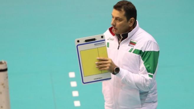 Николай Желязков: Мисията Световно първенство е трудна, но не и невъзможна