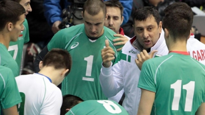България започва срещу Сърбия на световната квалификация