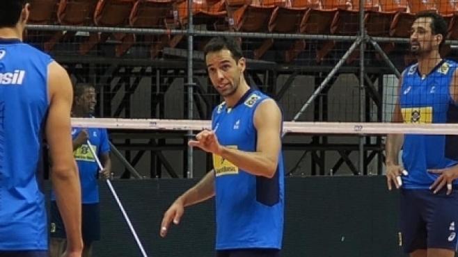 Рафаел Де Оливейра: Цветан Соколов е един от козовете на българския тим