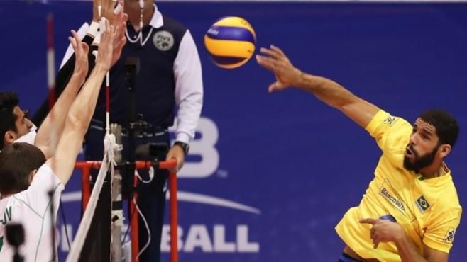 Олимпийският шампион не даде шанс на България в Световната лига