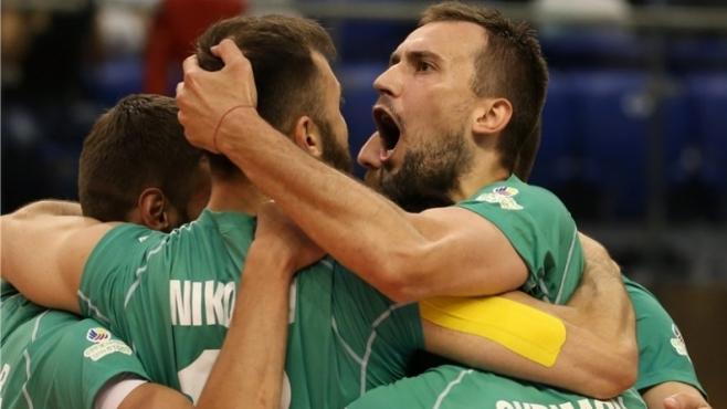 Среднощният маратон продължава! България срещу Сърбия в Световната лига