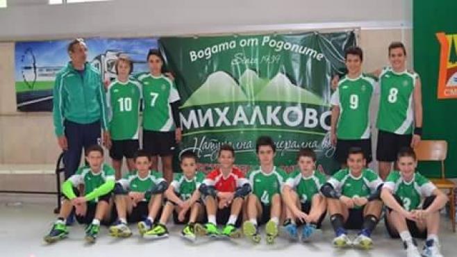 Три отбора без загуба при момчетата до 14 години