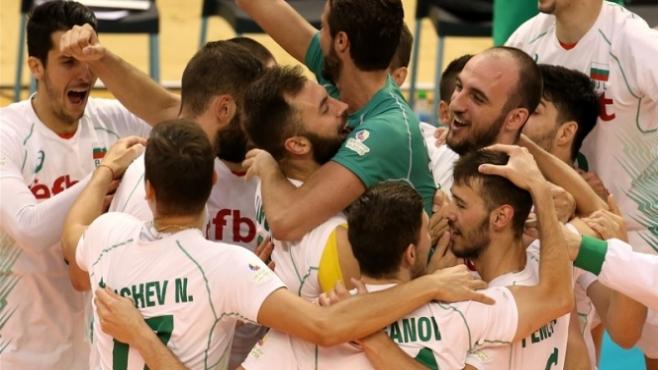 Гледай на живо с BGvolleyball.com Аржентина - България