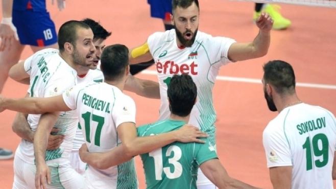 Две условия за класиране на България за финалите на Световната лига (обновена)
