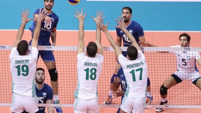 България пропуска финалите на Световната лига