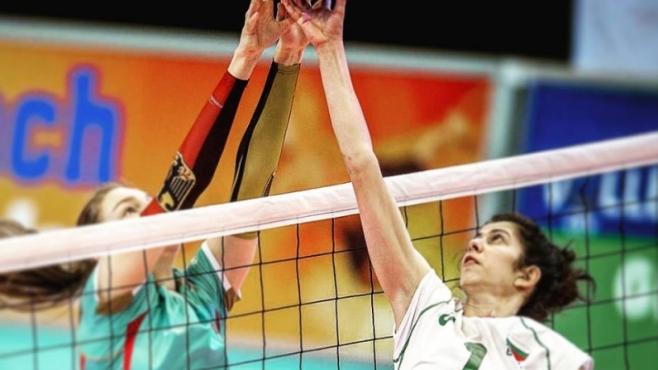 Пламена Кораменова: Тренирах баскетбол, но волейболът ме грабна