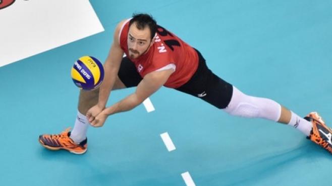 Тренто взе бронзов медалист от Световната лига
