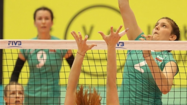 България взе гейм на Русия на Световното