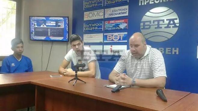 В Сливен сменят президента на клуба