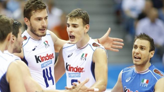 Италия обяви състава за Европейското в Полша