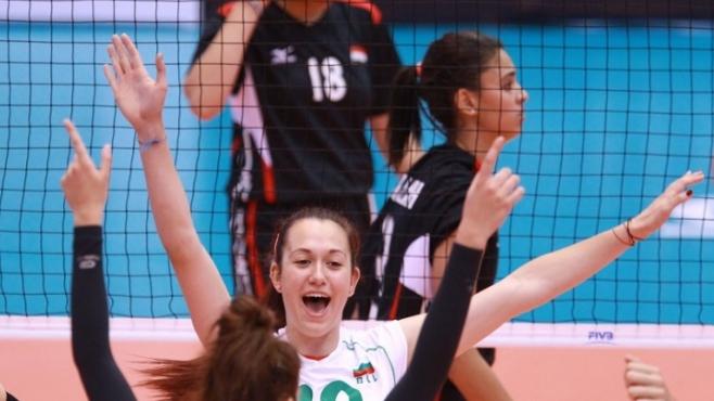 България с първа победа на Мондиала (Видео)