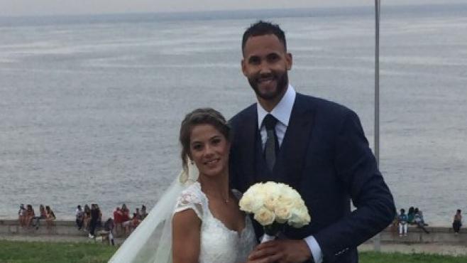 Ас на Лубе вдигна сватба в Куба