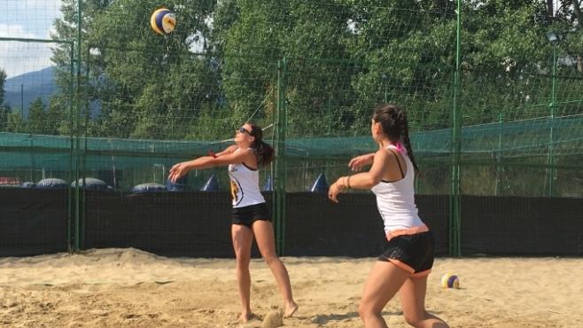 Оспорвани битки по време на втория турнир от Sofia Beach Masters