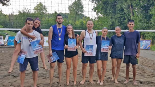 Първи турнир за смесени двойки в Димитровград
