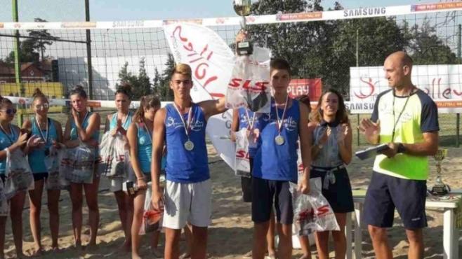 Пловдивски волейболисти спечелиха международния турнир в Божурище (Снимки+Видео)