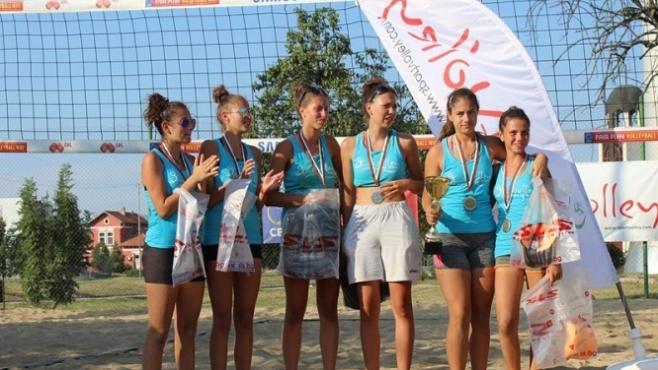 Двойка на ′Стойчев-Казийски′ триумфира на турнира в Божурище (Снимки)