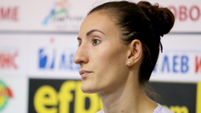 Емилия Димитрова: Мъжкият отбор има по-добри условия от нас