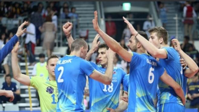 Словения изненада Италия във втората контрола
