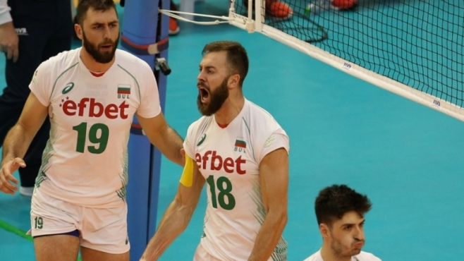 Националите взеха и втория мач с Белгия