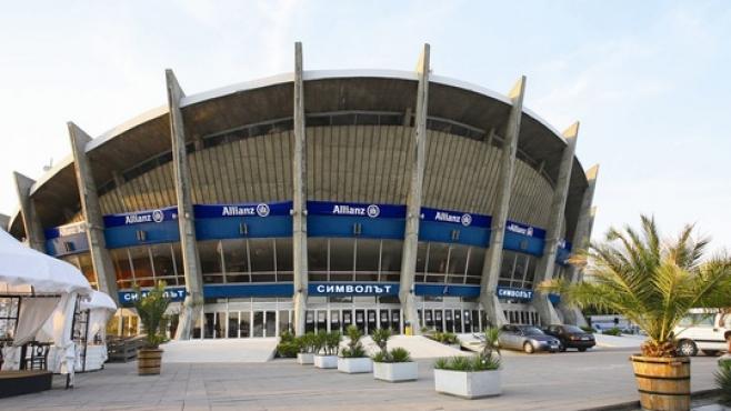 Дворецът на културата и спорта с нова придобивка