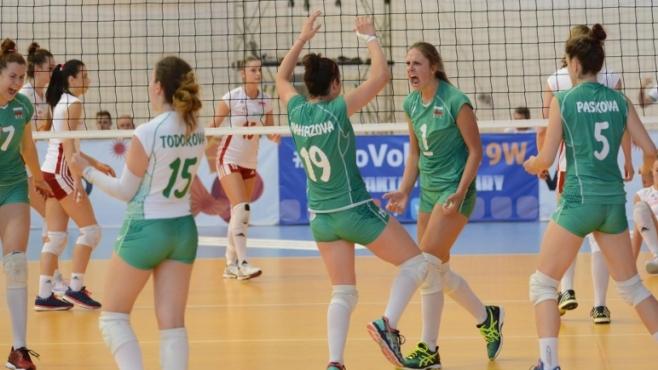 България U23 стартира на Мондиала срещу Япония