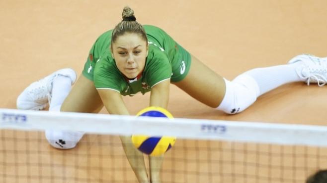 Гергана Димитрова: Беше много добър мач