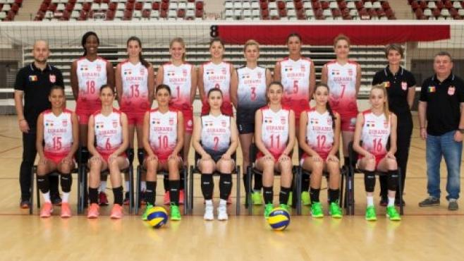 44-годишна волейболистка идва с Динамо в Пловдив