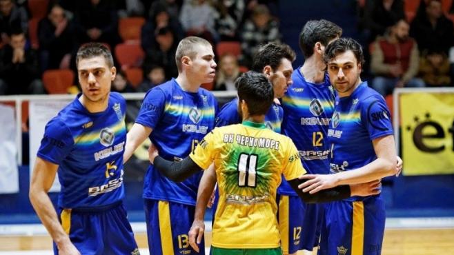 Черно море спечели престижен турнир във Варна
